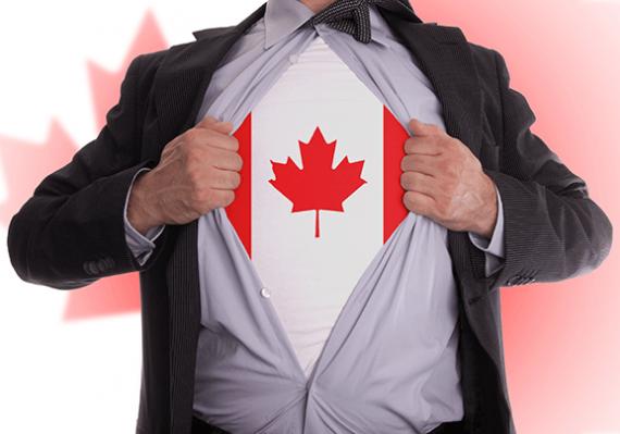 Canadian Hero